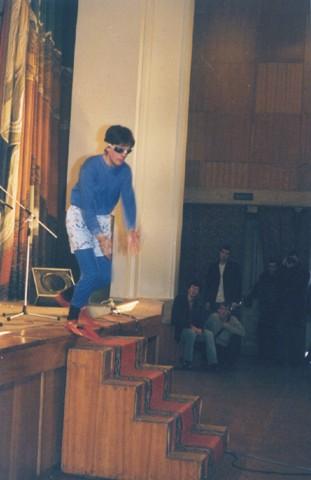 Человек за бортом! (Водолаз - И.Денисов) (Фестиваль 2001)